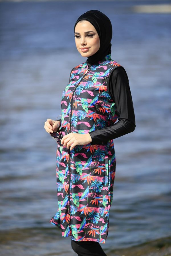 Seaflowers Full Coverage Burkini