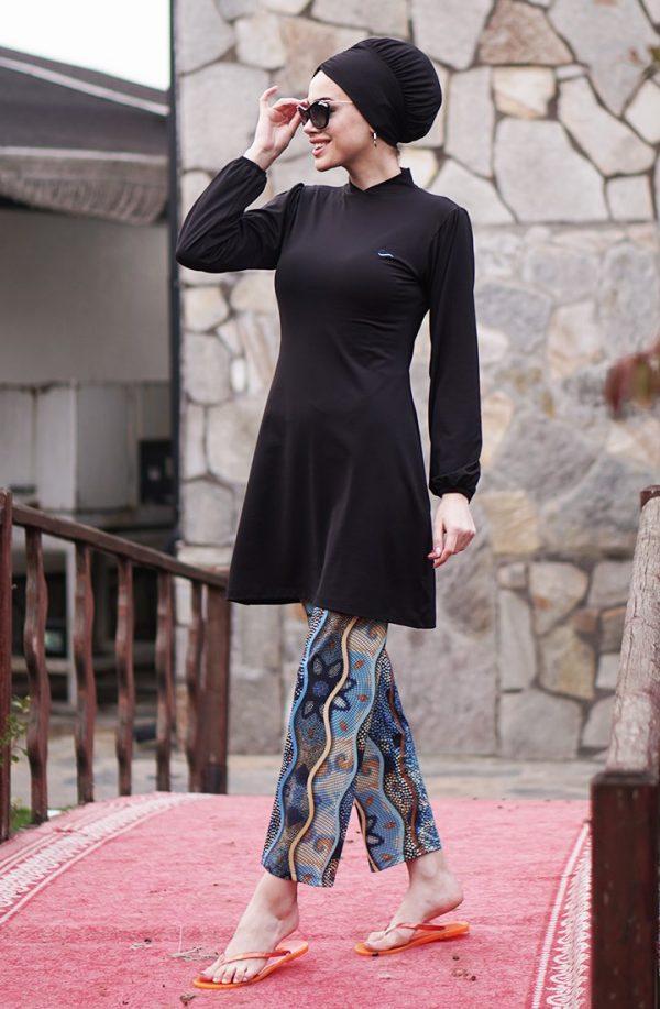 Black Dream Modest Swimsuit