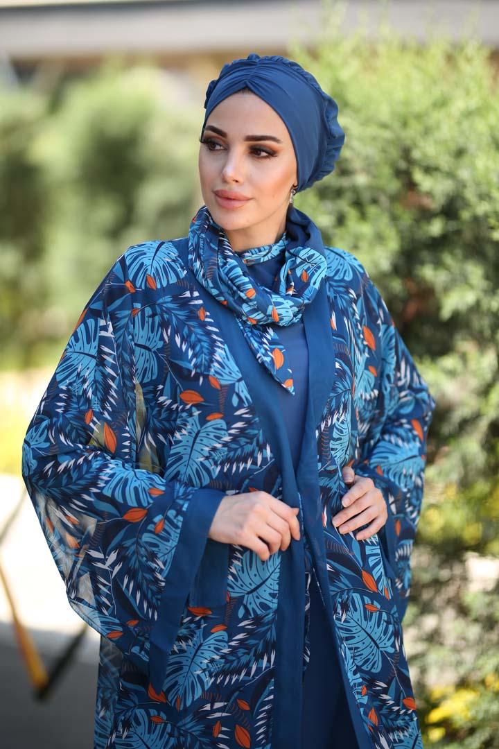 Blue Dream Kaftan (Pareo)