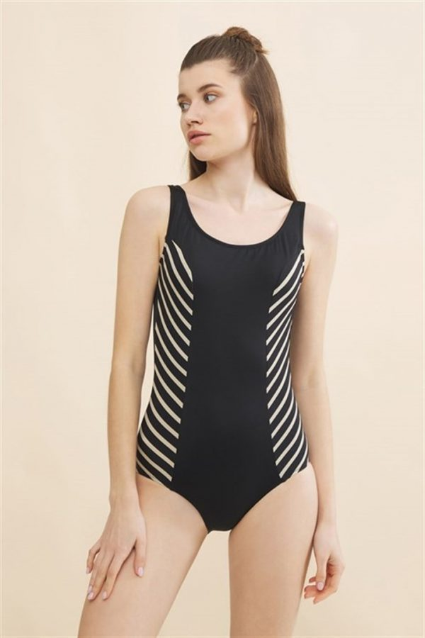 Anetta Black Swimsuit
